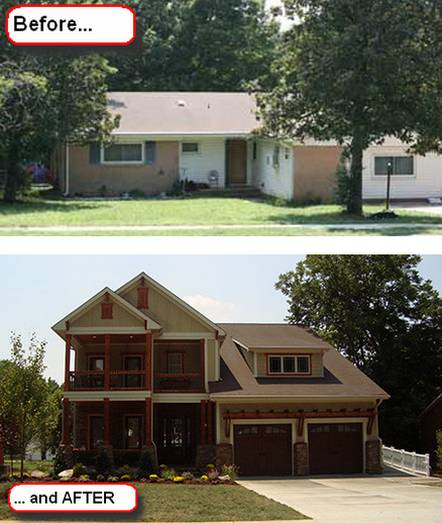 Before And After Home Makeovers: 'Extreme Makeover: Home Edition' Returning To Charlotte