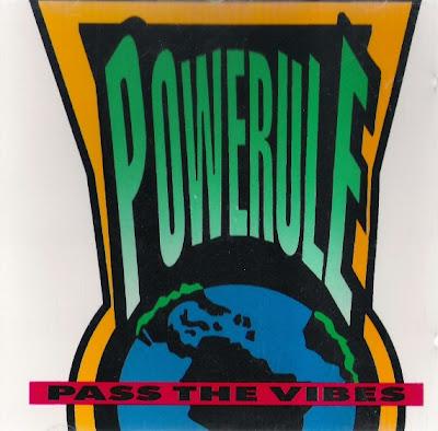 Powerule – Pass The Vibes (Beatnuts Remix) (Promo CDS) (1992) (320 kbps)