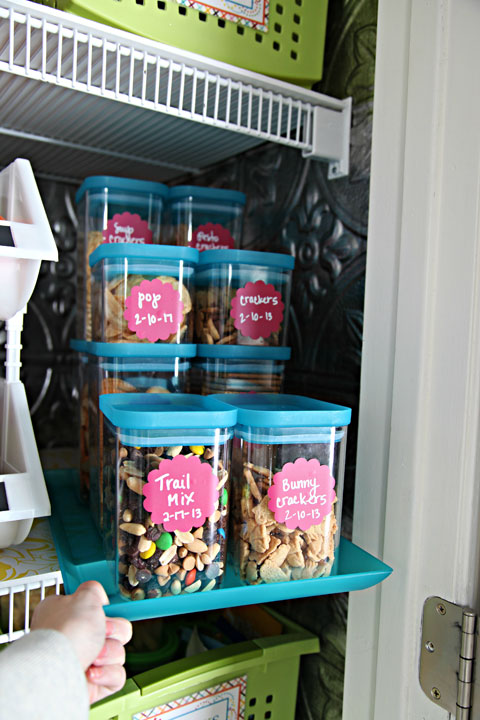 IHeart Organizing Kitchen Pantry Update Part 3 Reveal