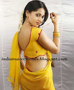Anushka Saree Blouse Designs. Check out Anushka Saree blouse designs.