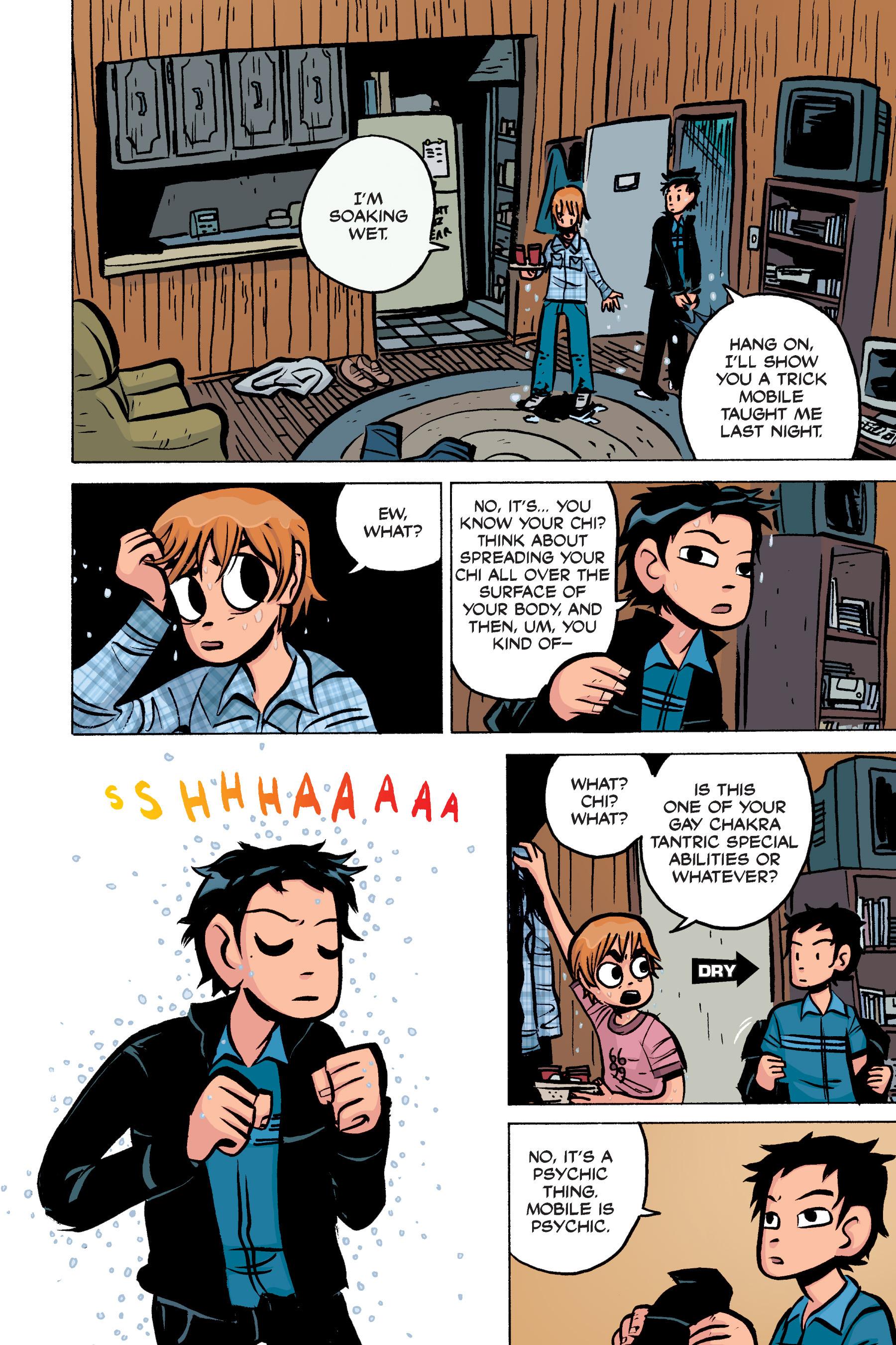 Read online Scott Pilgrim comic -  Issue #3 - 54