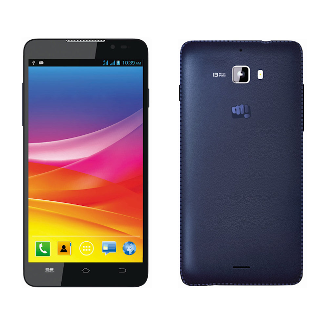 Micromax Canvas Nitro