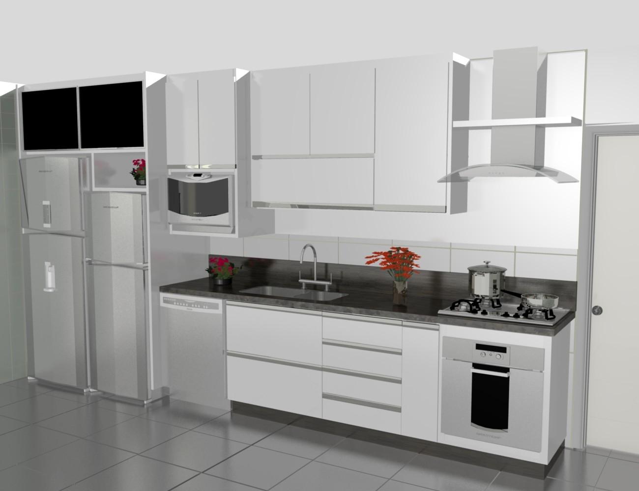 11) 98477 3234: cozinhas planejadas cozinhas simples pequenas modernas  #6F3931 1300 1000