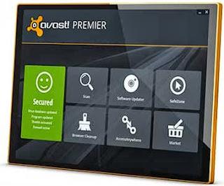 Avast Premier 8.0