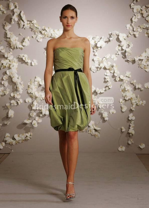 Pear Bridesmaid Dresses