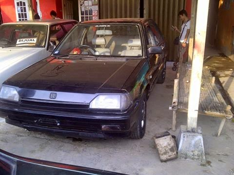 Honda CIVIC Wonder 88