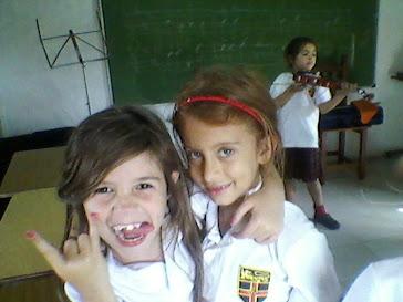 Manuela y Lola
