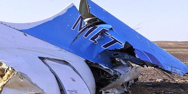 حادث الطائرة الروسية ..فرح اخوانى وحداد رسمى