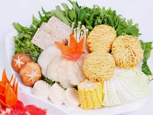 Vegetarian Hotpot (Lau Chay)2