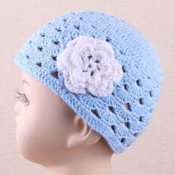 crochet baby hat-Knitting Gallery