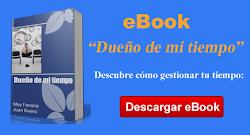 eBook Dueño de mi tiempo