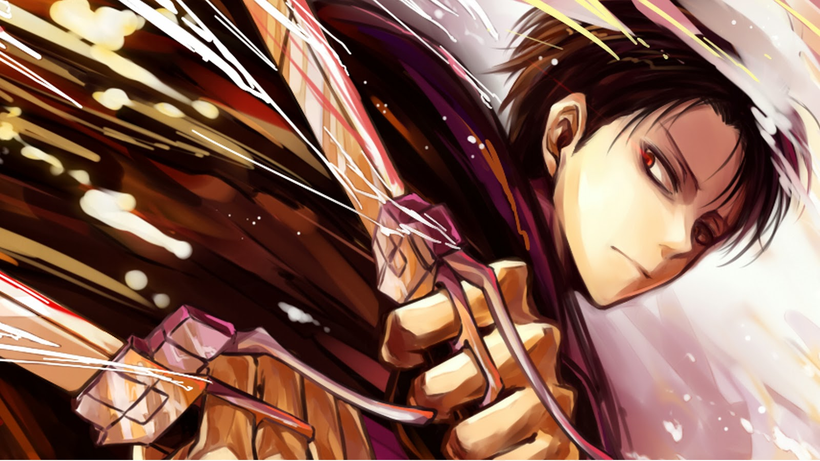 titans red shingeki no - photo #23