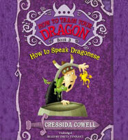 How to Speak Dragonese by Cressida Cowell