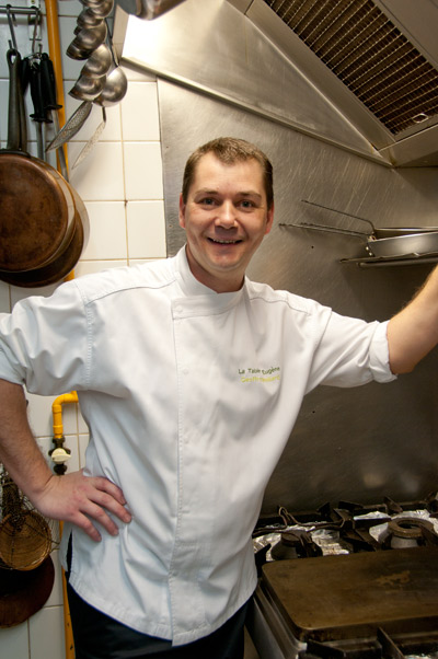 Thursday Food For Thought Chef Geoffroy Maillard La Table D 39 Eugene Feels Like Home In Paris