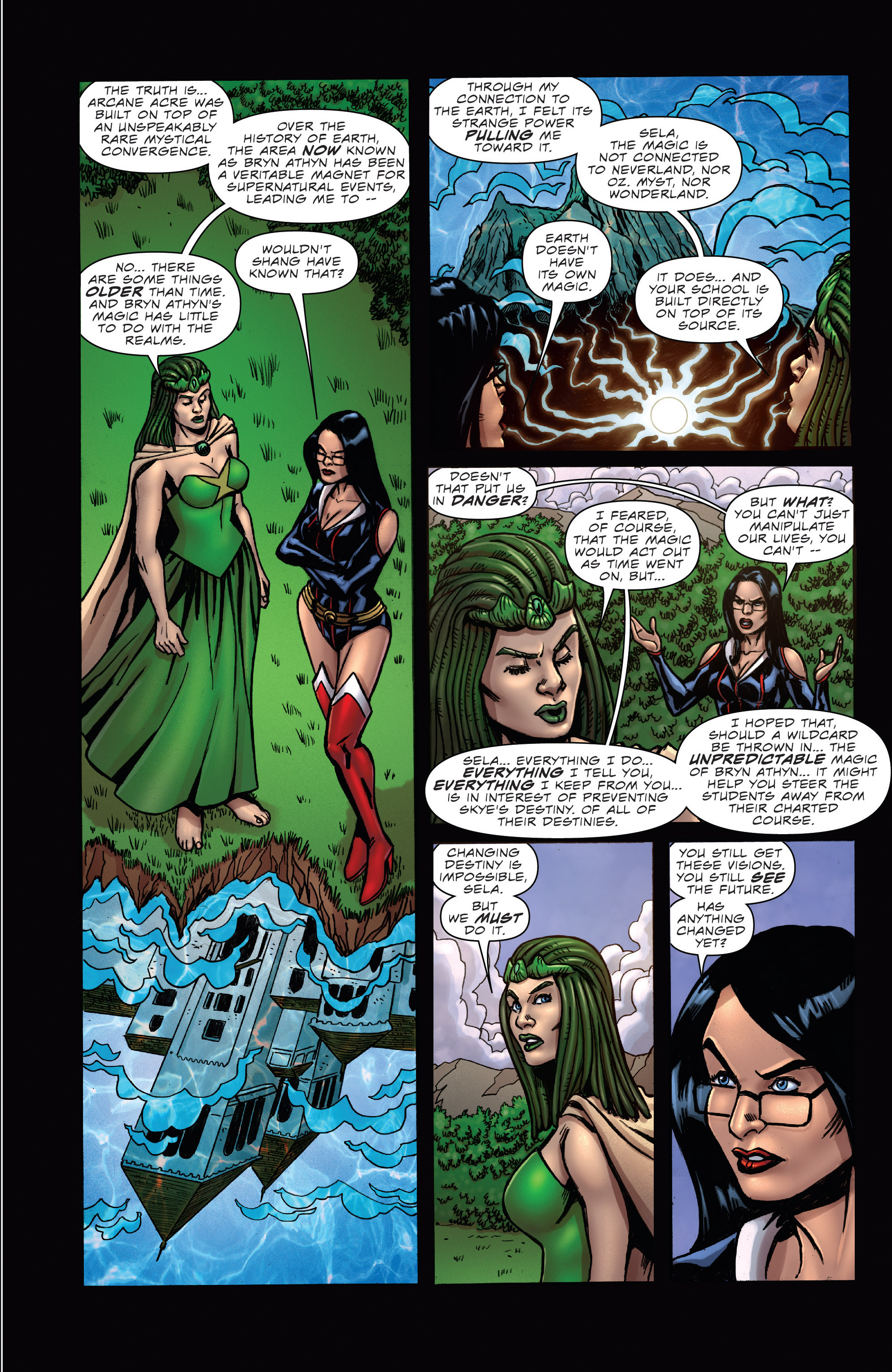 Grimm Fairy Tales (2005) Issue #106 #109 - English 25