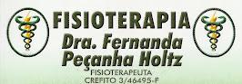 Fisioterapia Dra. Fernanda Peçanha Holtz