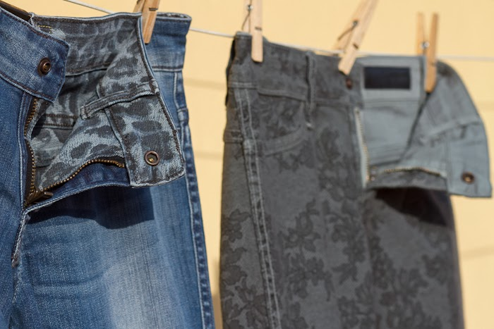 B-SIDE Reversible JEANS Collection by MELTIN' POT
