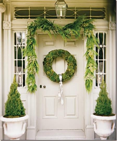 especial decoracin navidad iv la zona exterior