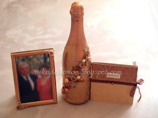 декор бутылок,конверт для диска,рамка для фото, свадебное шампанское