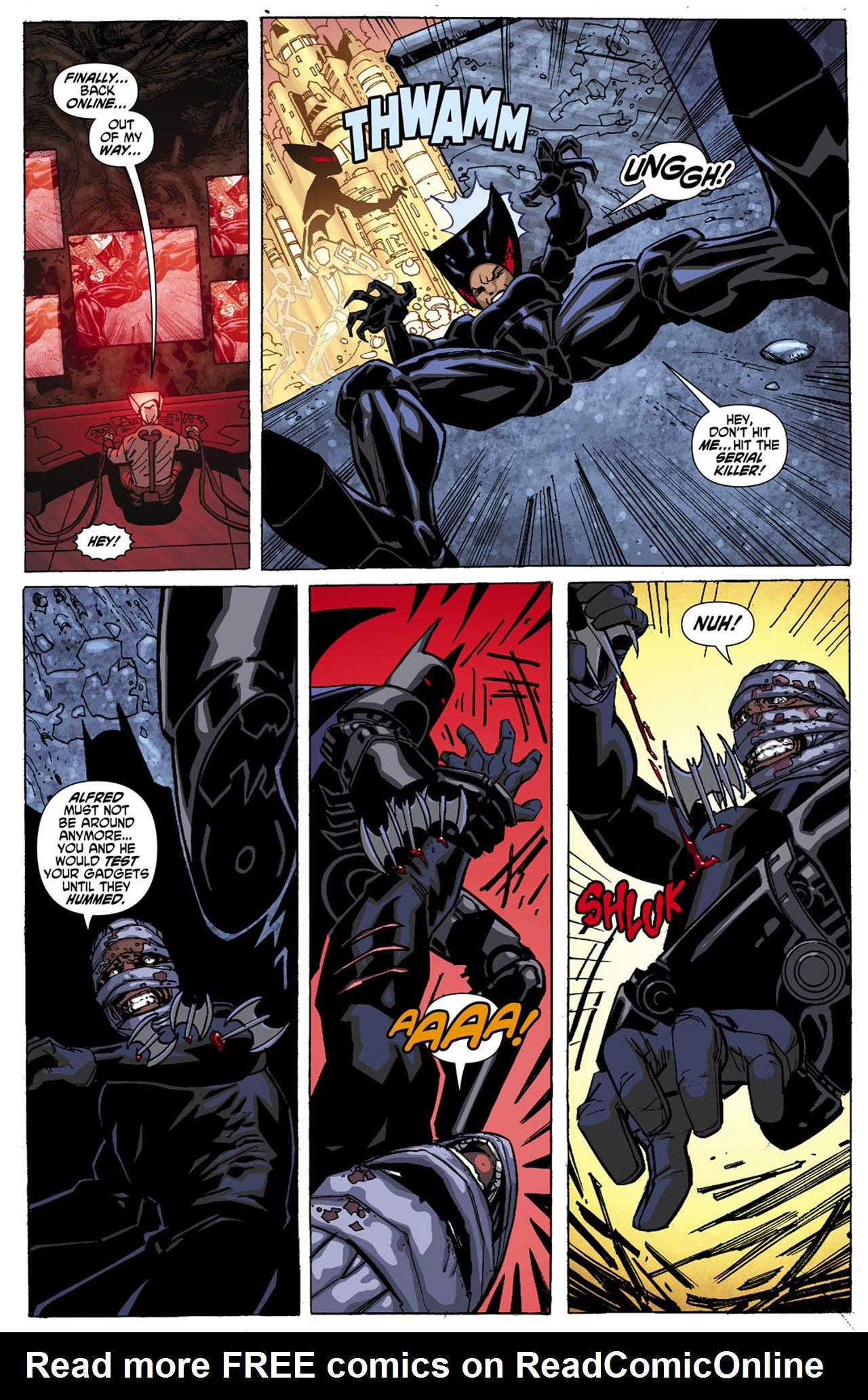 Batman Beyond (2010) Issue #4 #4 - English 12