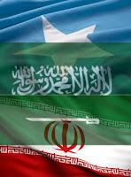 Iraan iyo Somali iyo Sacuudi