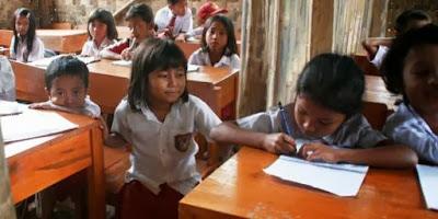 Soal UAS SD DI Banten Menyebutkan Pelecehan Seksual