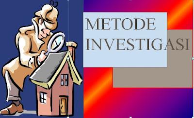 Metode Investigasi (Investigation)