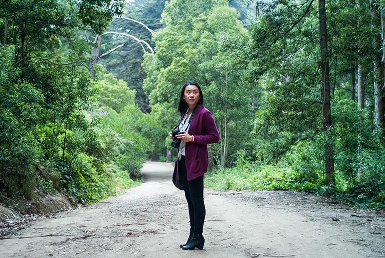 Tracy Zhang_Presidio_San Francisco
