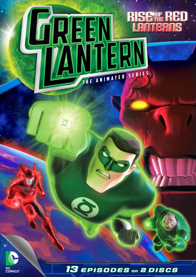 Green Lantern: The Animated Serie – Season One [DVD 5][Latino]