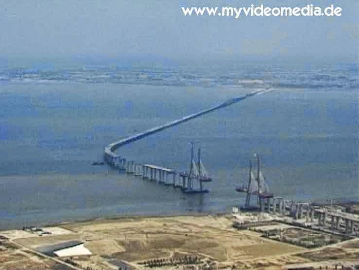 Puente Vasco da Gama - Lisbon