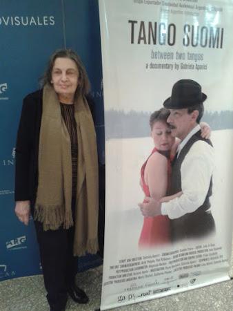 Tango - Suomi documental