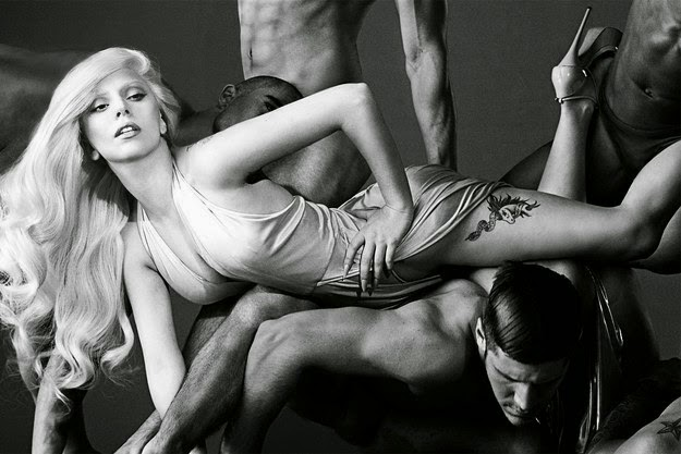 Lady Gaga to launch new unisex fragrance 'Eau de Gaga' in September 2014