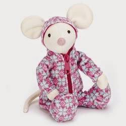Jellycat Onesie Mouse