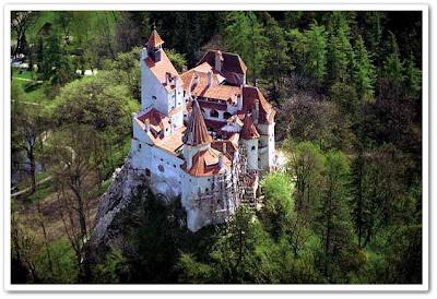 Rumania castillo de drácula