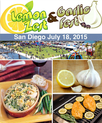 Save on passes and enter to win 2 tickets to the Lemon Zest & Garlic Fest