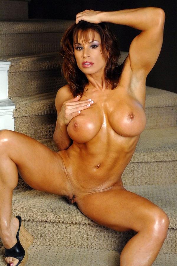 julie fitness model porn