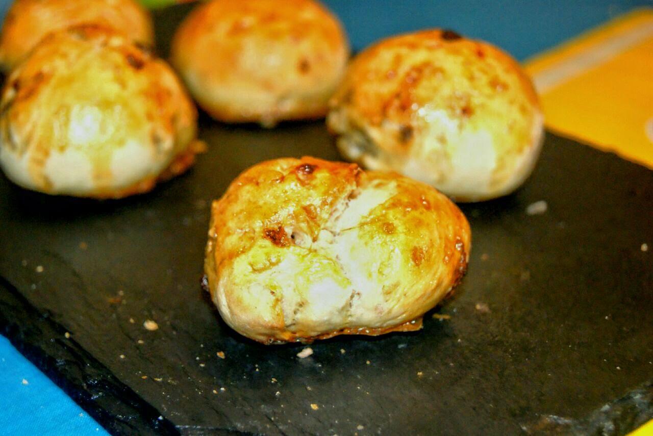 Cocina facil y elaborada pan rapido de nueces y pasas for Cocina thermomix facil