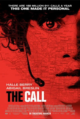 The Call Halle Berry Poster