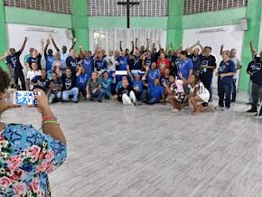 CONFRATERNIZAÇÃO PELO ANIVERSÁRIO DE 9 ANOS DO NOSSO MOVIMENTO EM 18/03/2019