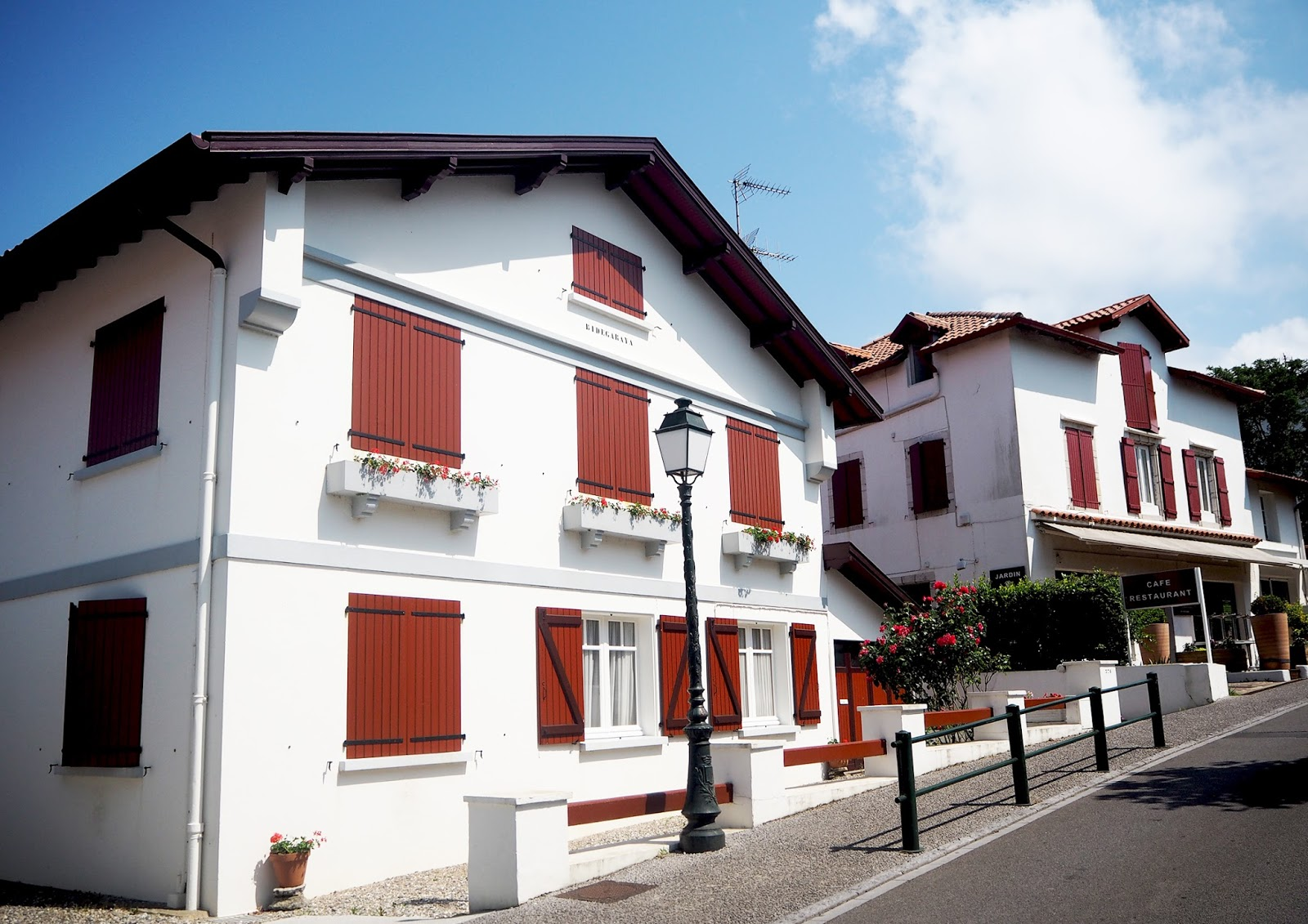 Maison typique Pays Basque Guéthary