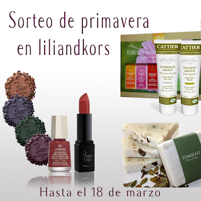 Sorteo en El blog de lili and kors