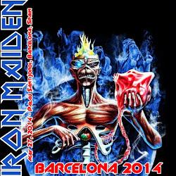 [BOOTLEG] - Iron Maiden - Barcelona 2014