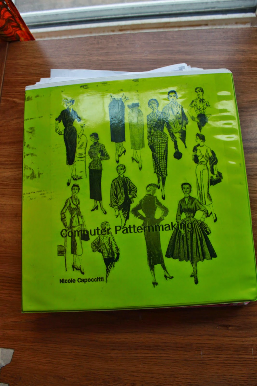 Manic Pop : Section 8: PDF Pattern Design and Grading