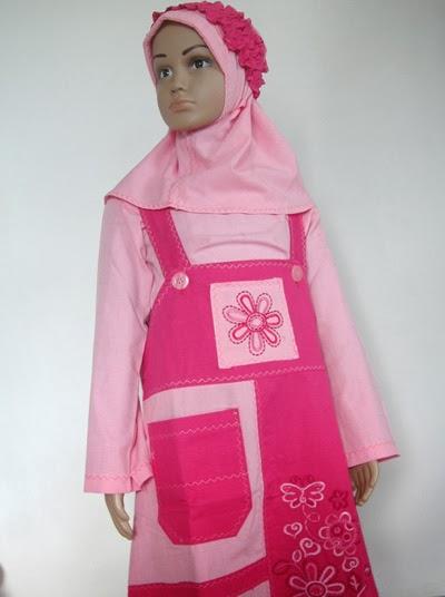 baju muslim anak anak terbaru