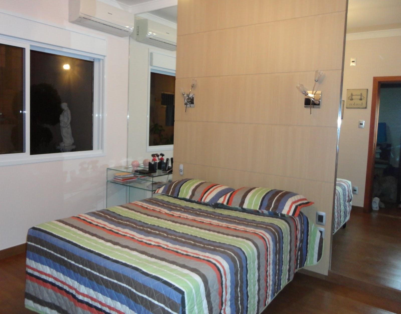 reforma de nossa casa: Quarto integrado ao banheiro: um charme! #856746 1600 1255