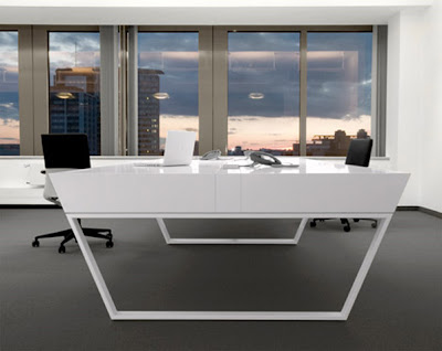 February 2011 for Futuristic office desk