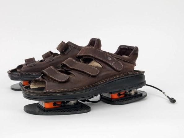 Τα ForceShoes της ΝΑΣΑ
