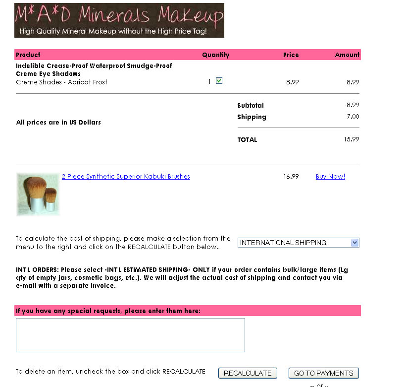 Bare minerals coupon code 2018