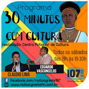 PROGRAMA 30 MINUTOS COM CULTURA