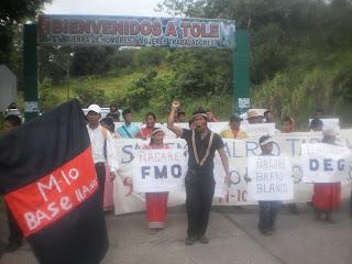 El M-10 llega a la Panamericana y entrada de Tole